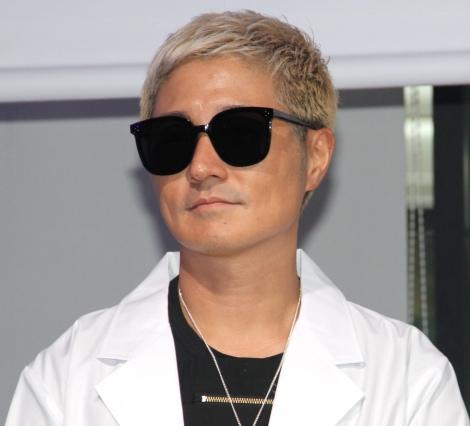 『ENERGY MUSIC PROJECT 完成披露発表会』に登場したm-flo・VERBAL (C)ORICON NewS inc.