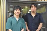 (左から)若林正恭、佐久間宣行氏 (C)ORICON NewS inc.