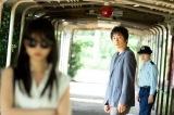 刑務所の廊下ですれ違った女・島崎楓(森川葵)が怪しすぎる(C)テレビ朝日