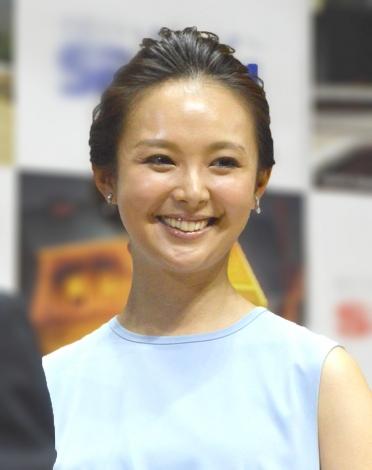 サムネイル 第1子妊娠を報告した白石みき (C)ORICON NewS inc.