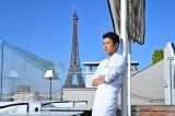 日曜劇場『グランメゾン東京』がフランス・パリでクランクイン(C)TBS
