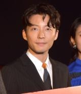 映画『引っ越し大名!』初日舞台あいさつに登壇した星野源 (C)ORICON NewS inc.