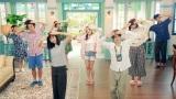金曜ナイトドラマ『セミオトコ』第6話(8月30日放送)エンディングで初披露「ファンファーレ! DE 盆踊り」(C)テレビ朝日