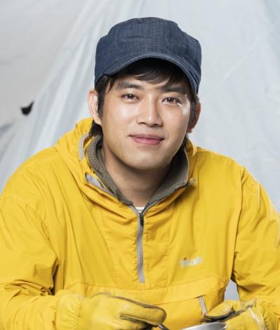 『ひとりキャンプで食って寝る』(10月18日スタート)奇数話は三浦貴大