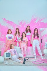 『GirlsAward 2019 AUTUMN/WINTER』ライブアーティストとして初登場が決まった元AKB48高橋朱里所属のRocket Punch