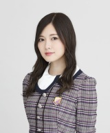 『GirlsAward 2019 AUTUMN/WINTER』にモデル出演する乃木坂46の白石麻衣