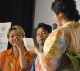映画『おいしい家族』ヒット祈願上映会に参加したふくだももこ監督 (C)ORICON NewS inc.