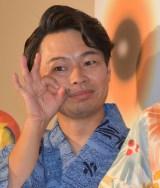 映画『おいしい家族』ヒット祈願上映会に参加した浜野謙太 (C)ORICON NewS inc.