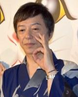 映画『おいしい家族』ヒット祈願上映会に参加した板尾創路 (C)ORICON NewS inc.