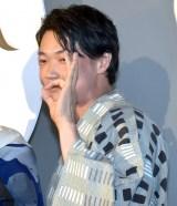 映画『おいしい家族』ヒット祈願上映会に参加した笠松将 (C)ORICON NewS inc.