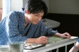 連続テレビ小説『なつぞら』第23週・第133回より。入院中の天陽(吉沢亮)(C)NHK