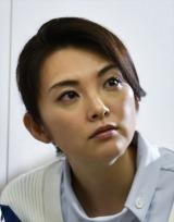 10月2日放送、ドラマスペシャル『最上の命医 2019』に出演する田中麗奈(C)テレビ東京