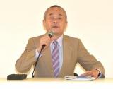 「経営アドバイザリー委員会」の第3回会合に出席した川上和久教授 (C)ORICON NewS inc.