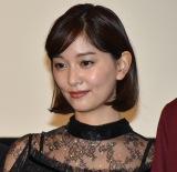 映画『初恋ロスタイム』の完成披露上映会に登壇した石橋杏奈 (C)ORICON NewS inc.
