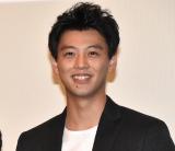 映画『初恋ロスタイム』の完成披露上映会に登壇した竹内涼真 (C)ORICON NewS inc.