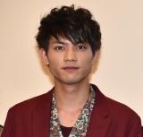 映画『初恋ロスタイム』の完成披露上映会に登壇した板垣瑞生 (C)ORICON NewS inc.