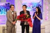 9月14日に70歳の誕生日を迎える矢沢永吉を『ミュージックフェア』が祝福(C)フジテレビ