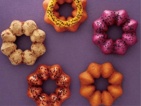 サムネイル ミスタードーナツの秋の新作『さつまいもド』が9月6日より発売