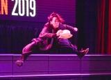 『アポロ アマチュアナイト ジャパン 2019』の開催発表会見に参加したTAKAHIRO (C)ORICON NewS inc.