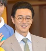 舞台『サザエさん』の初日公演を終え、取材会に参加したマスオ役の葛山信吾 (C)ORICON NewS inc.