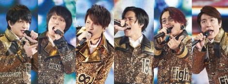 関ジャニ∞全国5大ドームツアー 「十五祭」 DVD & Blu-ray 発売決定