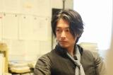 フジテレビ新ドラマ『シャーロック』ディーン・フジオカがクランクイン(C)フジテレビ