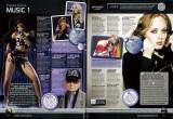英国『ギネス・ワールド・レコーズ 2012』に登録されたジャニー喜多川氏の掲載ページ