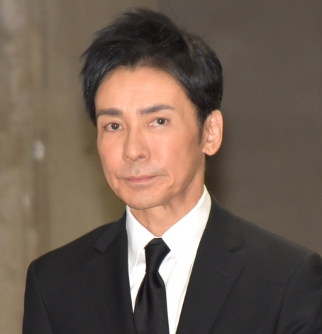 ジャニー喜多川さんのお別れの会に参列した郷ひろみ (C)ORICON NewS inc.