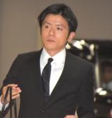 ジャニー喜多川さんのお別れの会に参列した青木源太アナ (C)ORICON NewS inc.