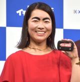 『イモトのWi-Fi』新CM発表会に出席したイモトアヤコ (C)ORICON NewS inc.