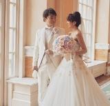 濱口優と南明奈が結婚披露宴を開催(写真は濱口優のインスタグラムより 事務所許諾済み)