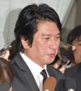 ジャニー喜多川さんのお別れの会に参列した川崎麻世 (C)ORICON NewS inc.