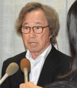 ジャニー喜多川さんのお別れの会に参列した武田鉄矢 (C)ORICON NewS inc.