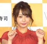 『かっぱ寿司の夏 新商品発表会』に出席した宇垣美里 (C)ORICON NewS inc.