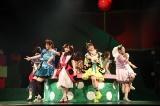 AKB48 チーム8単独公演『Bee School』公開ゲネプロより(C)AKS