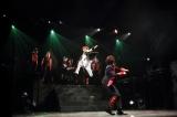 舞台「銀岩塩Vol.4 FUSIONICAL STAGE『ABSO-METAL』〜価値×時間=幸せのメダル〜」ゲネプロの様子
