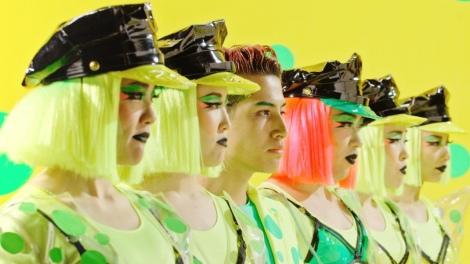 東京ゲゲゲイは、歌詞・曲・衣装、振り付けのすべてを担当