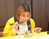 元気寿司商品開発コンテスト決勝大会『キッチンファイト6thシーズン』に出席したIMALU (C)ORICON NewS inc.