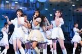 NMB48ツアー初日をけん引した(左から)太田夢莉、白間美瑠、吉田朱里(C)NMB48
