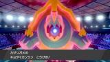 『ポケモン剣盾』のゲーム画面=カジリガメ