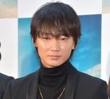 映画『楽園』の完成披露イベントに参加した綾野剛 (C)ORICON NewS inc.