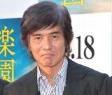 映画『楽園』の完成披露イベントに参加した佐藤浩市 (C)ORICON NewS inc.