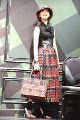DIOR 伊勢丹新宿本店20周年イベントに出席した新木優子 (C)ORICON NewS inc.