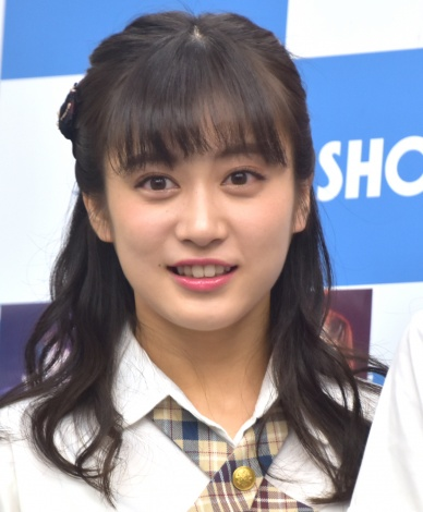『NMB48近畿十番勝負2019 PHOTOBOOK』発売記念握手会に出席した川上千尋 (C)ORICON NewS inc.