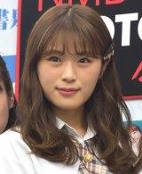『NMB48近畿十番勝負2019 PHOTOBOOK』発売記念握手会に出席した渋谷凪咲 (C)ORICON NewS inc.