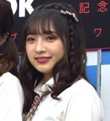 『NMB48近畿十番勝負2019 PHOTOBOOK』発売記念握手会に出席した東由樹 (C)ORICON NewS inc.