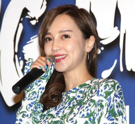 映画『WALKING MAN』の完成披露上映会に出席した伊藤ゆみ (C)ORICON NewS inc.