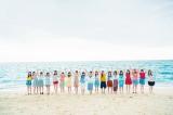 日向坂46写真集『立ち漕ぎ』がオリコン週間1位&女性写真集初週歴代6位の好発進(撮影/YOROKOBI)