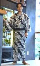 『LDH Kitchen IZAKAYA AOBADAI』のプレス発表会に出席した橘ケンチ (C)ORICON NewS inc.
