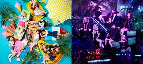 11月20日に日本2ndアルバム『&TWICE』をリリースすることが決定したTWICE